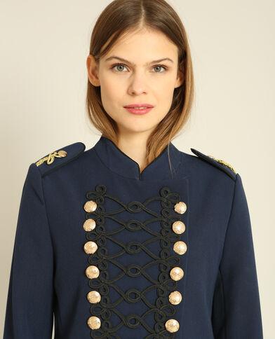 Veste officier bleu marine