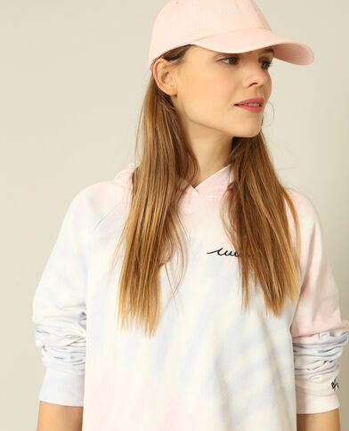 Casquette Born to be real rose