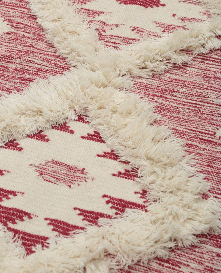 tapis berb re rouge 902998331f09 pimkie. Black Bedroom Furniture Sets. Home Design Ideas