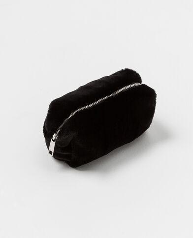 Trousse de maquillage noir