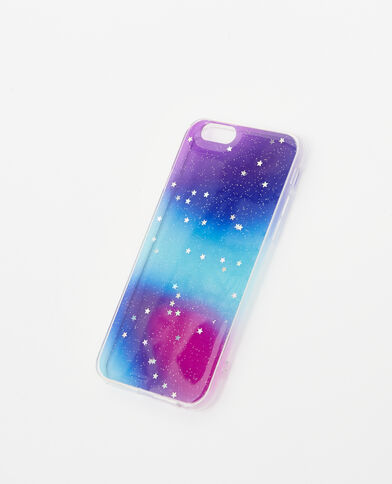 Coque tie and dye compatible Iphone 6/6S rose
