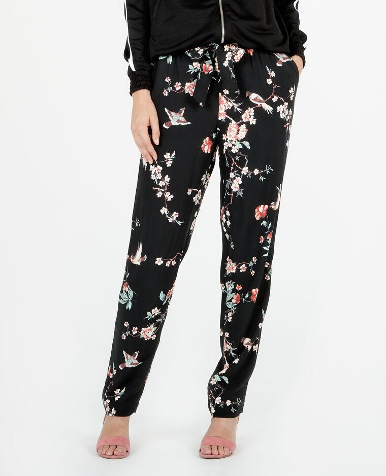 Pantalon Fluide Noir 140316899i89 Pimkie
