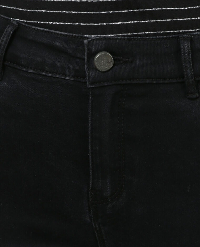 Jegging 7/8 taille haute gris