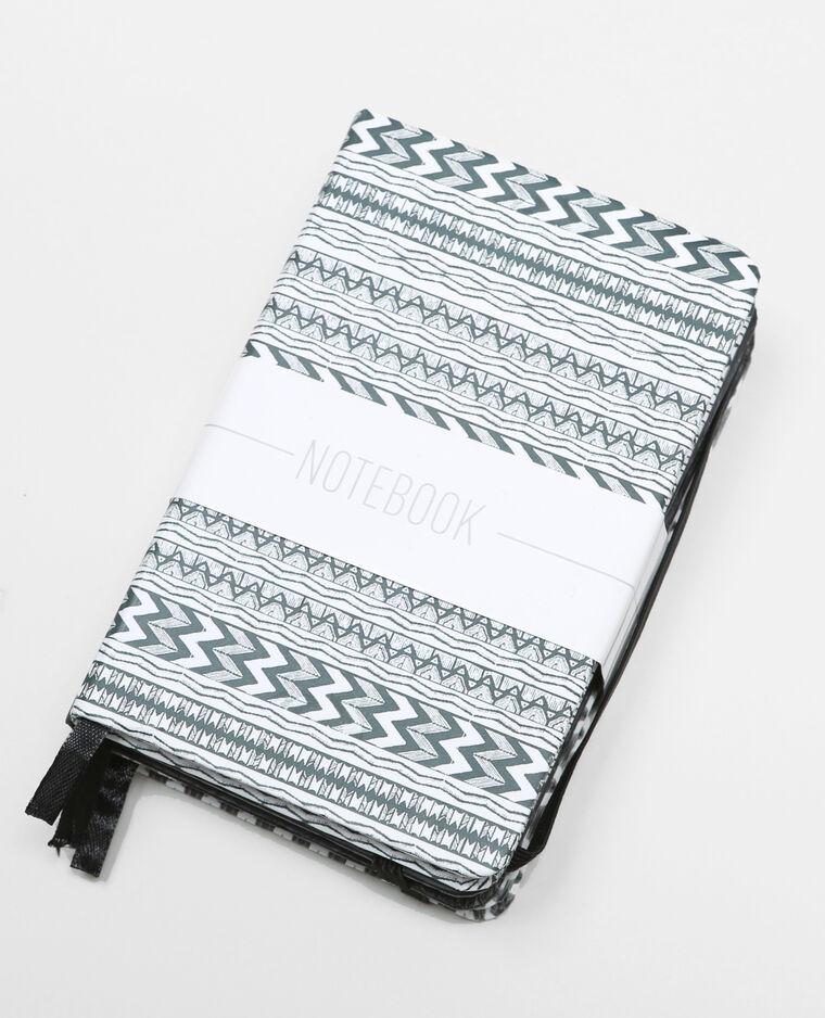Lot de 3 notebook noir