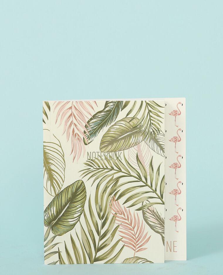 lot de notebooks vert 902214535n20 pimkie. Black Bedroom Furniture Sets. Home Design Ideas