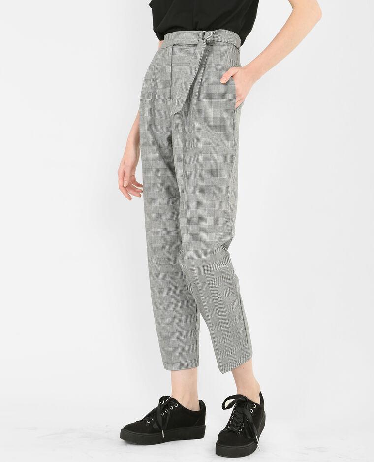 pantalon carotte gris 140480905b08 pimkie. Black Bedroom Furniture Sets. Home Design Ideas
