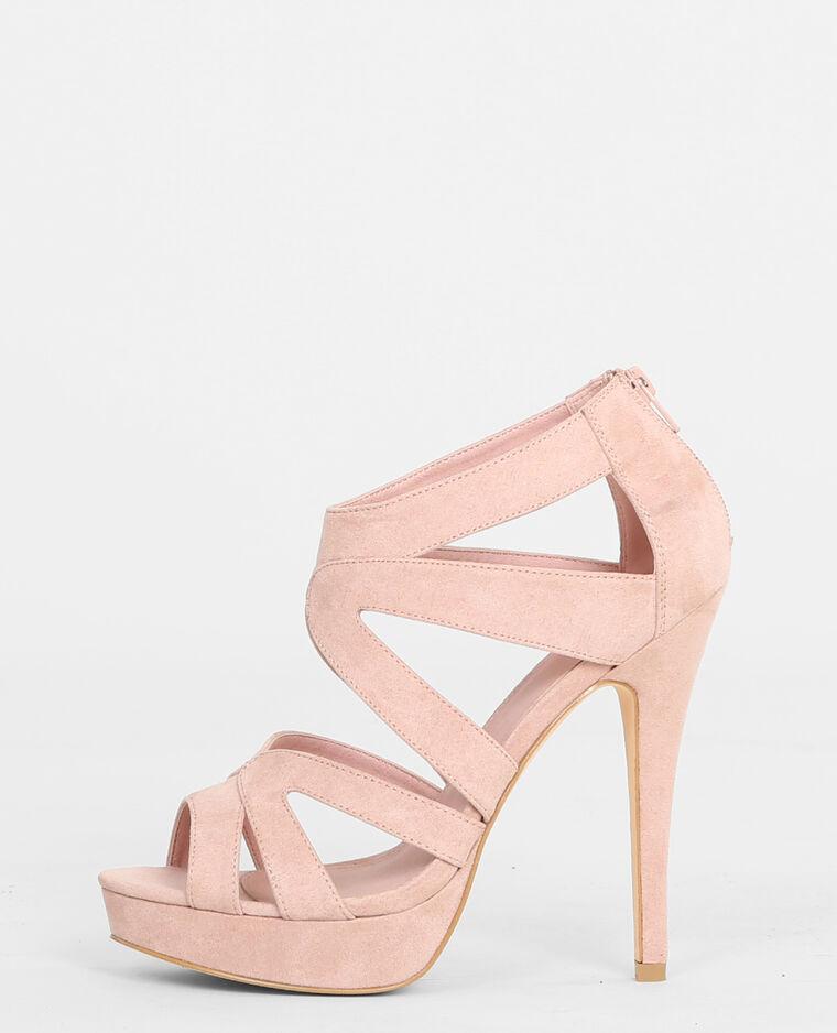 Chaussures - Sandales Souvenirs Roses