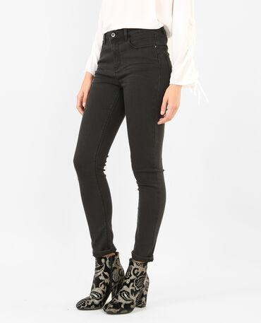Pantalon skinny push up noir