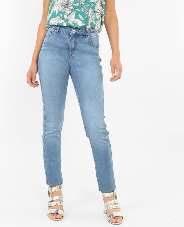 Jean skinny bleu denim