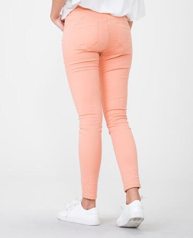 Skinny push up orange