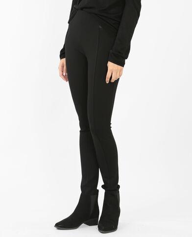 Legging élastiqué noir