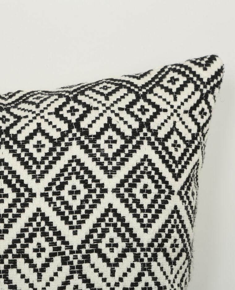 housse de coussin ethnique noir 955056899i07 pimkie. Black Bedroom Furniture Sets. Home Design Ideas