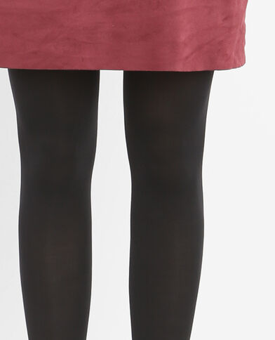 Collants ventre plat noir