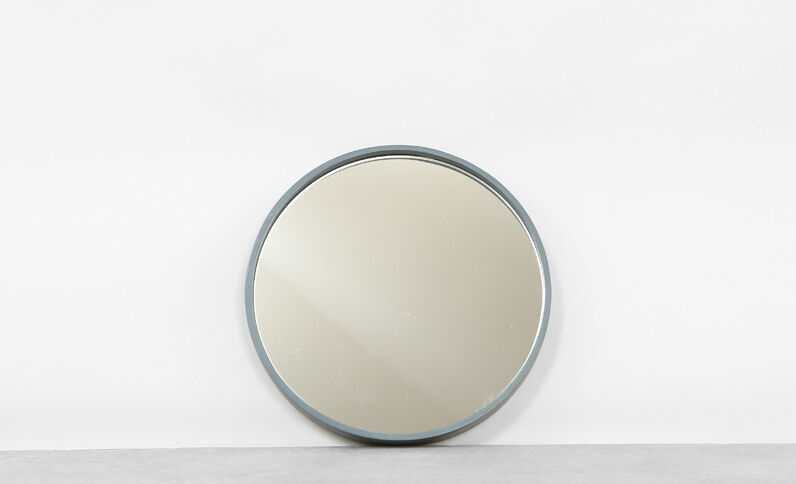Miroir mural pimkie for Petit miroir rond
