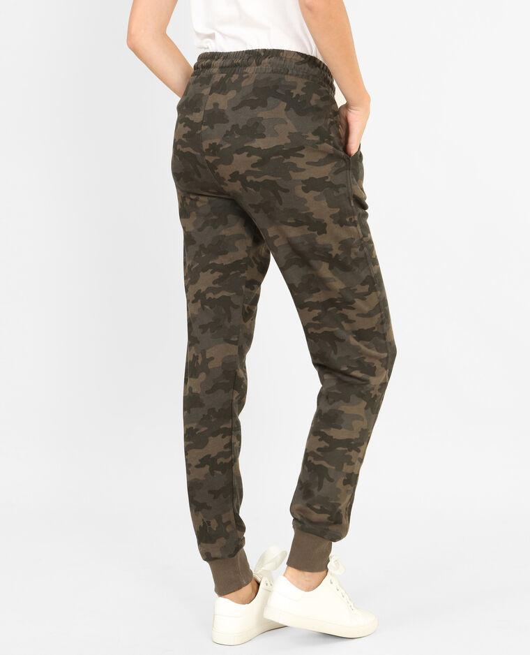 jogging camouflage vert 50 140421c51i05 pimkie. Black Bedroom Furniture Sets. Home Design Ideas