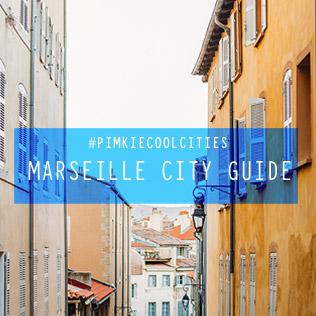 City guide à Marseille