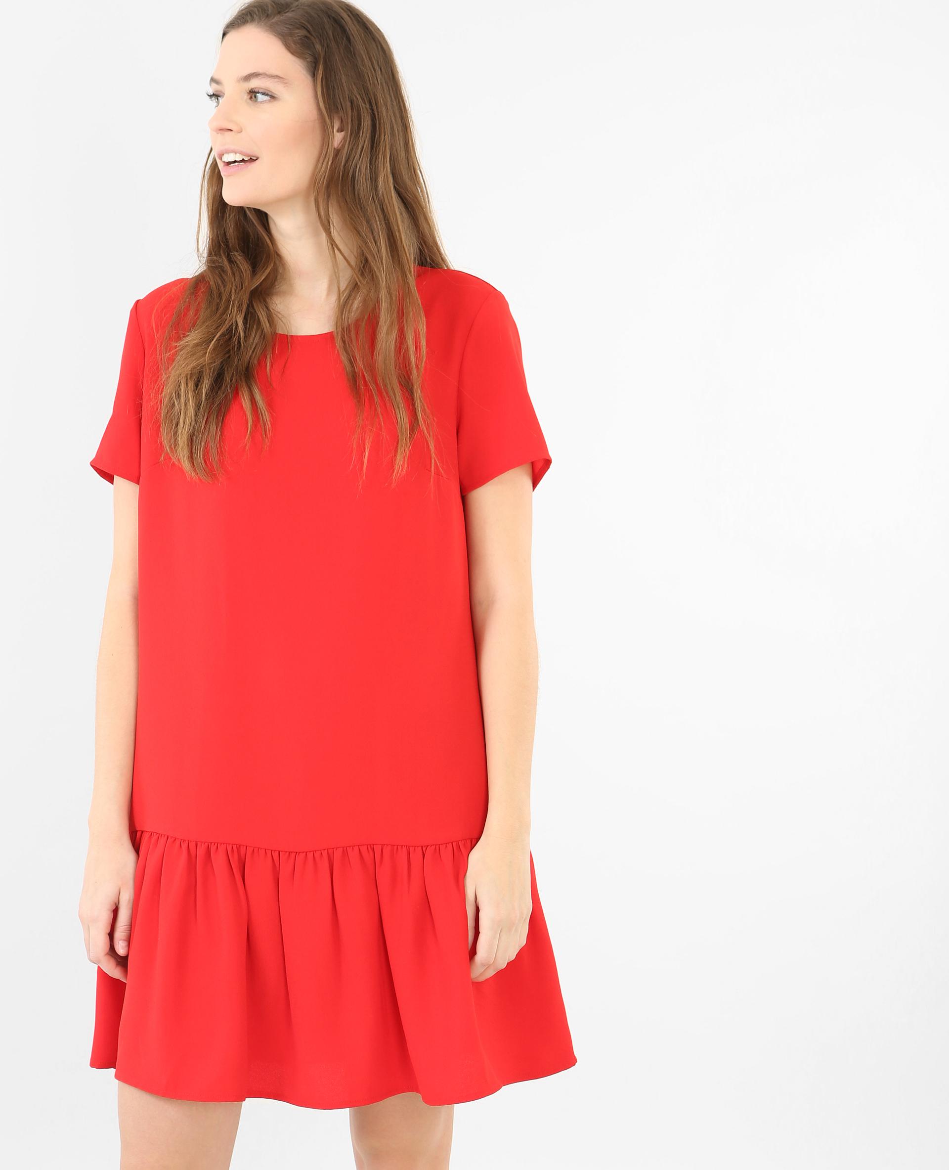 Robe rouge pimkie - Kleider pimkie ...