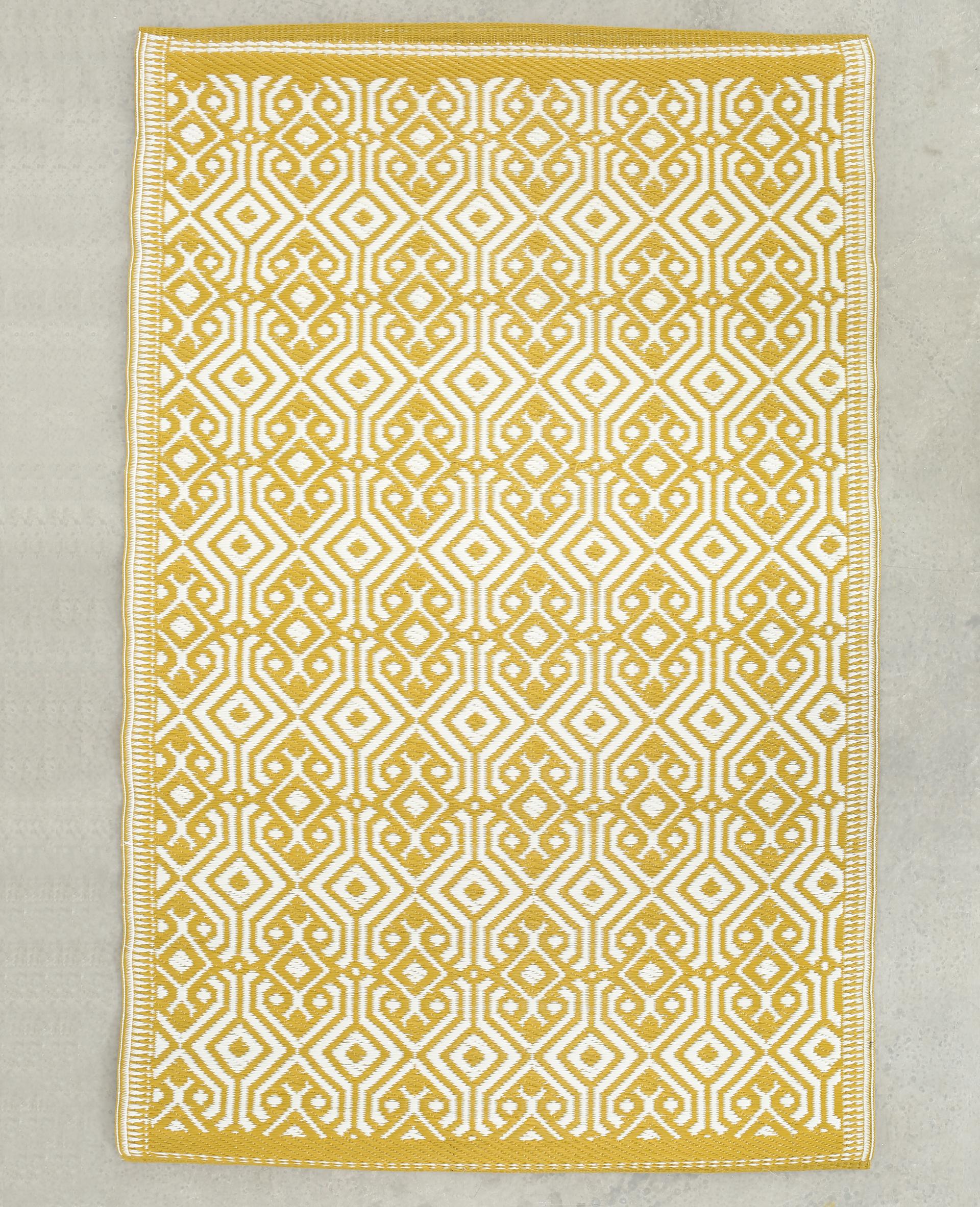 tapis en plastique jaune moutarde 20 907123036i89 pimkie. Black Bedroom Furniture Sets. Home Design Ideas