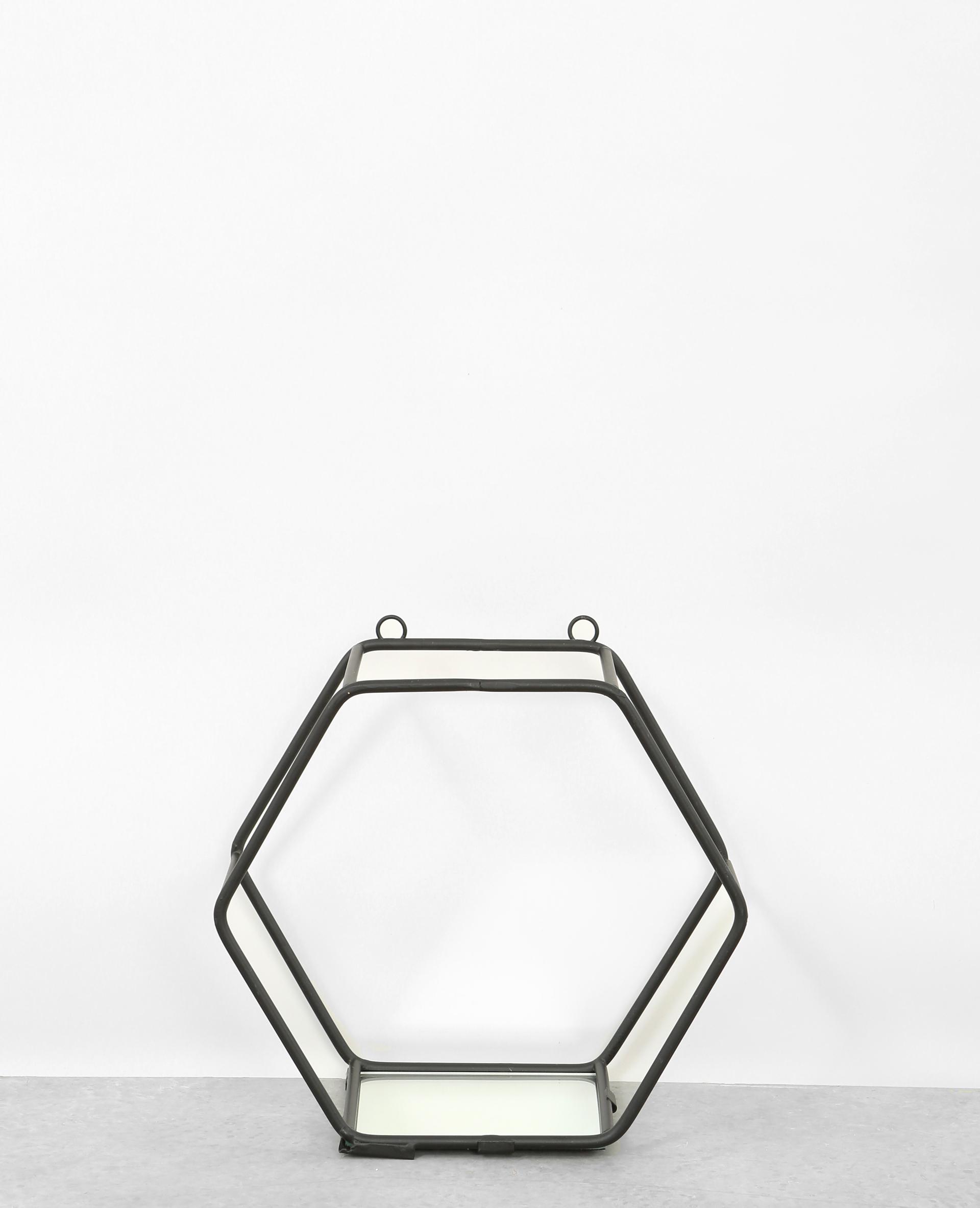 etag re hexagonale noir 907170899a08 pimkie. Black Bedroom Furniture Sets. Home Design Ideas