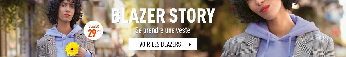 BLAZER STORY