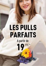 Pulls : à partir de 19,99€*