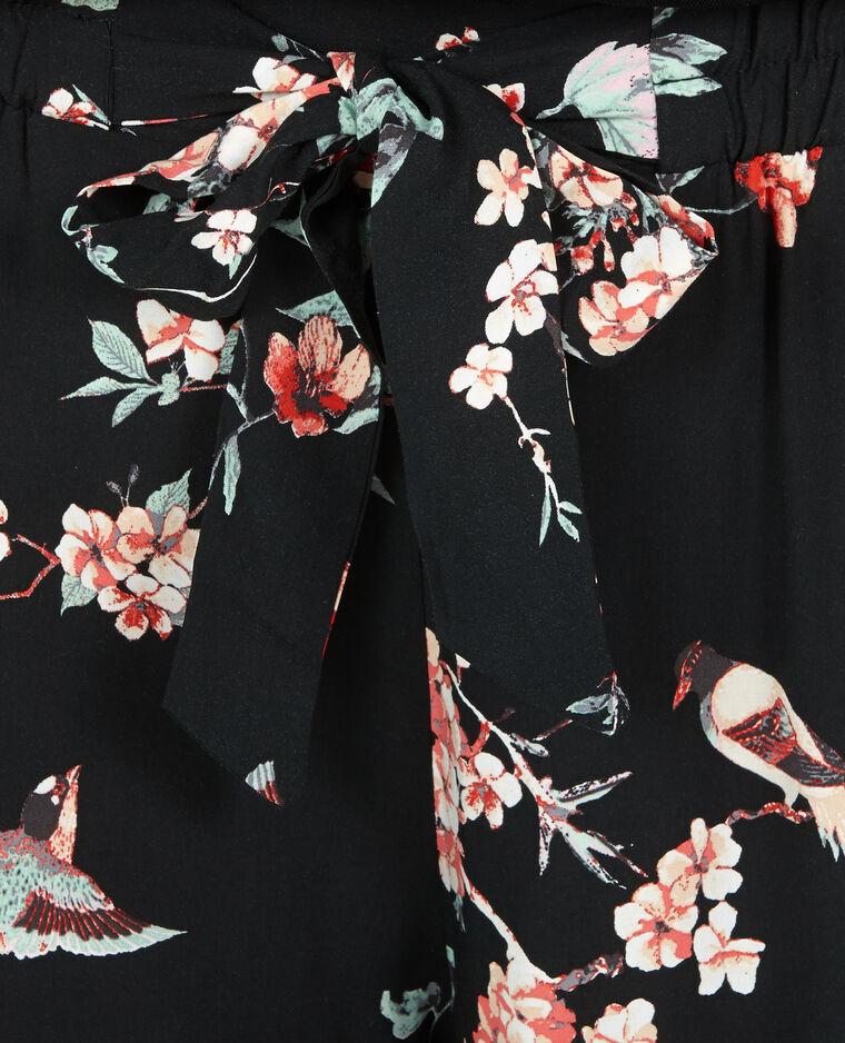 Pantalon fluide noir - Pimkie