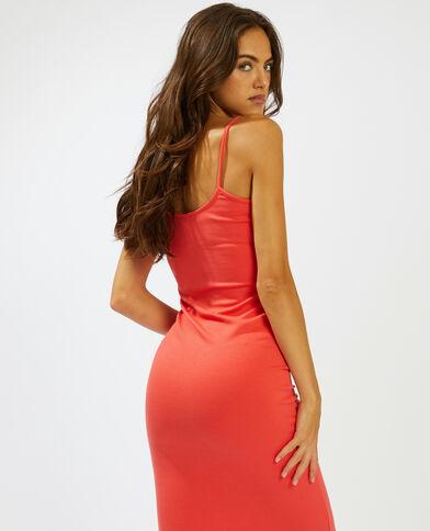 Robe moulante rouge - Pimkie