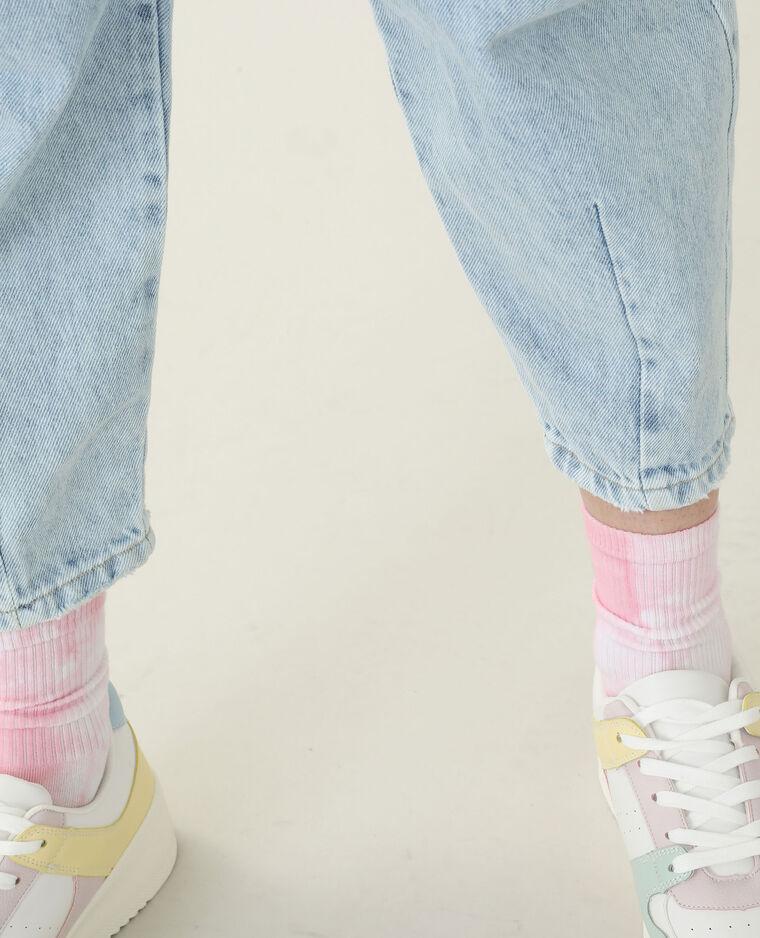 Salopette en jean bleu clair - Pimkie