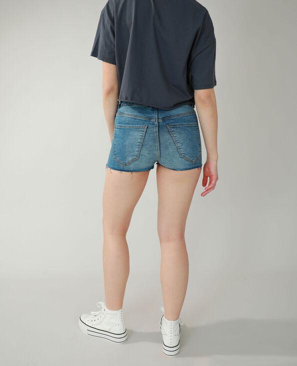 Short en jean bleu denim - Pimkie