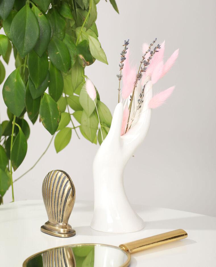 Porte-bijoux main blanc cassé - Pimkie