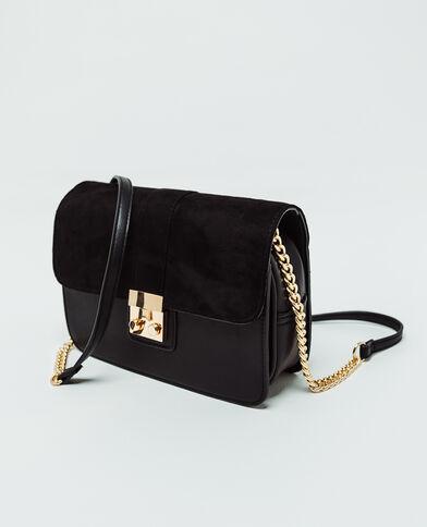 Petit sac boxy noir - Pimkie