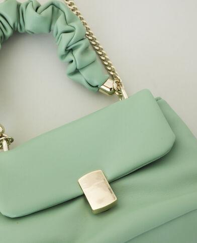 Mini sac à main vert d'eau - Pimkie