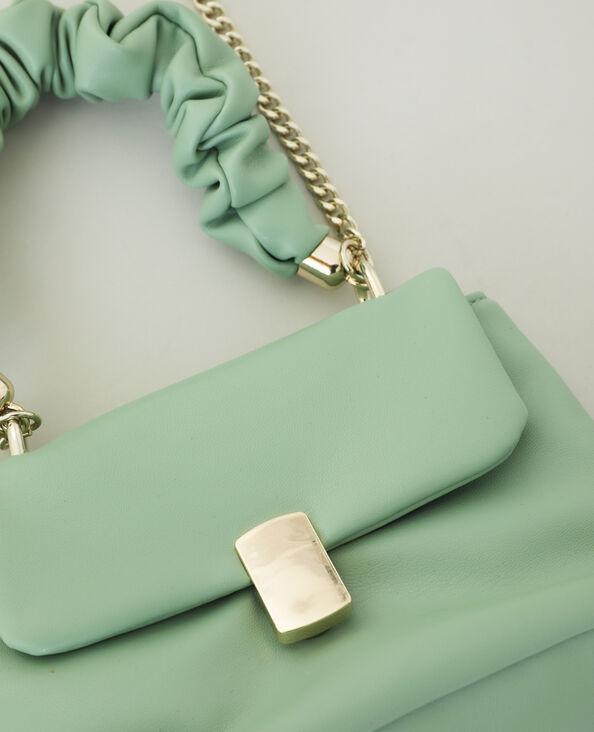 Mini sac à main vert d'eau