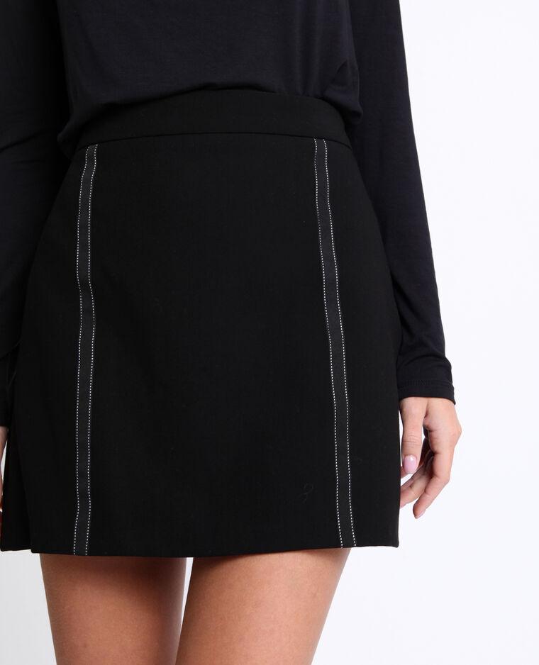 Jupe courte noir
