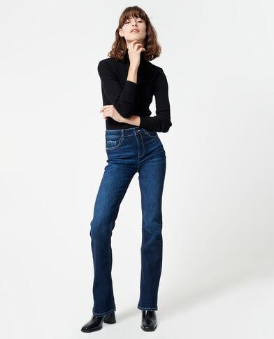 Jean bootcut bleu brut - Pimkie