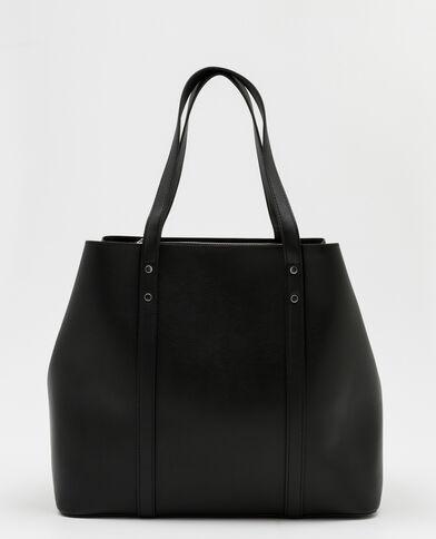 Grand sac cabas noir