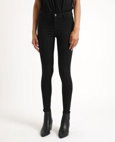 Jean skinny taille haute noir f4139bc849ed