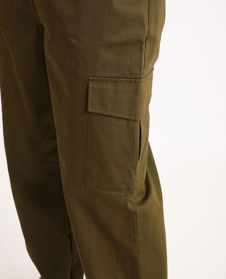 Pantalon battle kaki