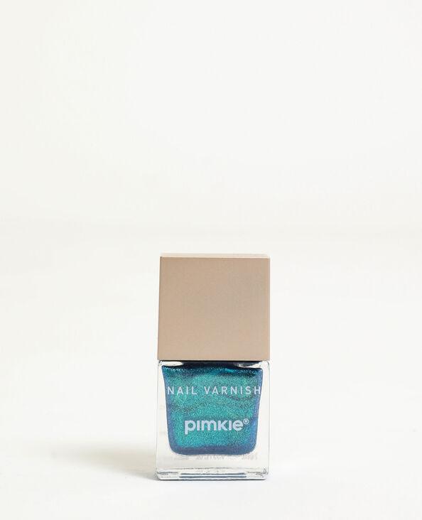 Vernis bleu - Pimkie