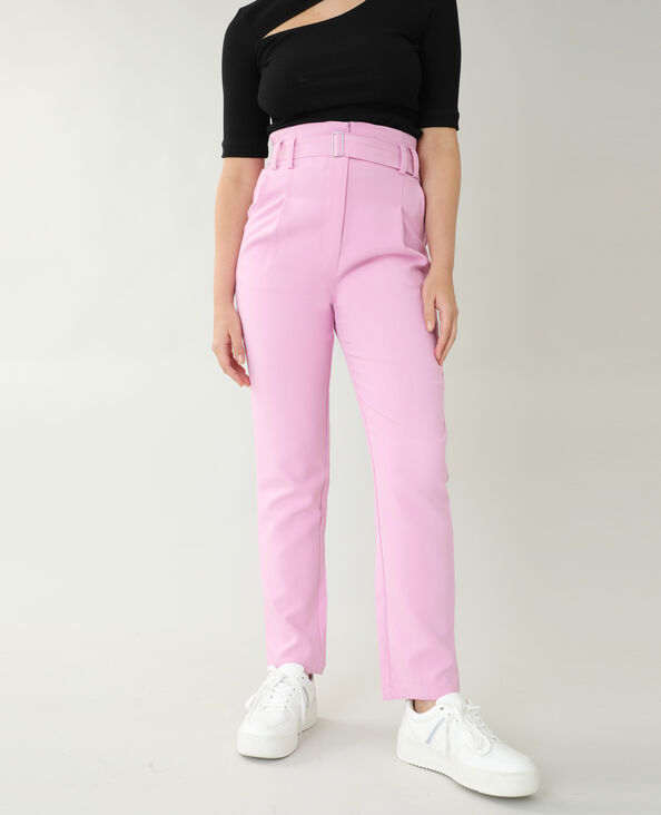 Pantalon city rose - Pimkie