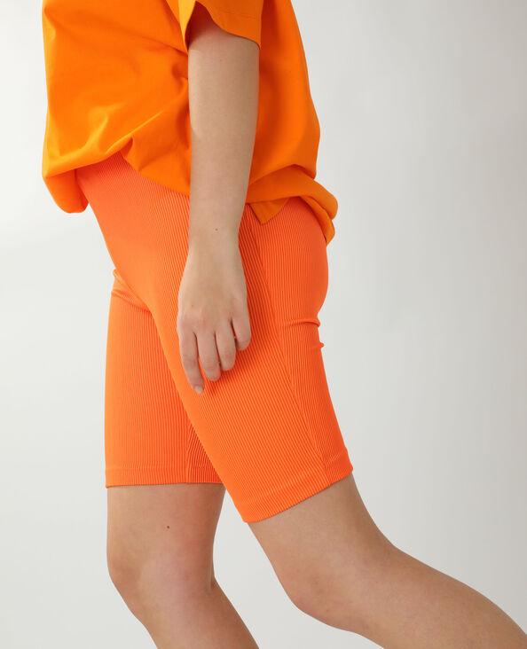 Cycliste orange - Pimkie