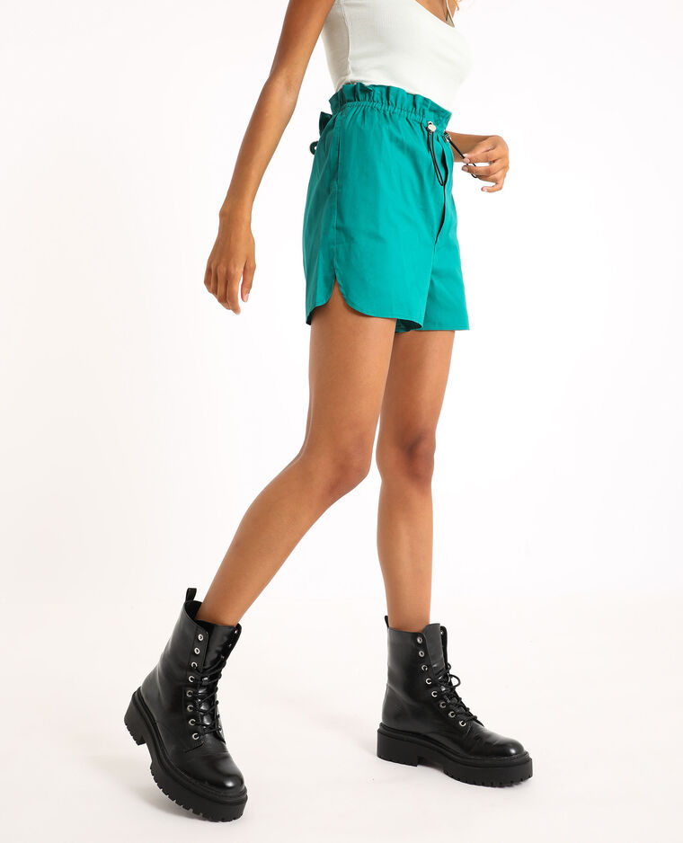 Short ample vert - Pimkie