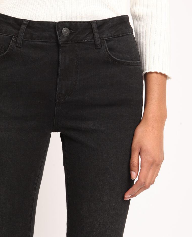 Jean bootcut noir