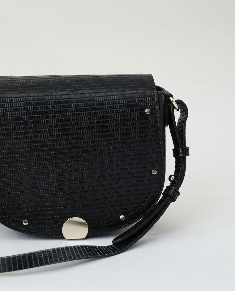 Petit sac rigide noir - Pimkie