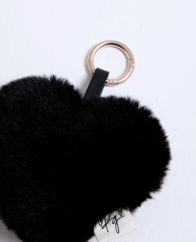 Porte-clés Paula Gonu noir