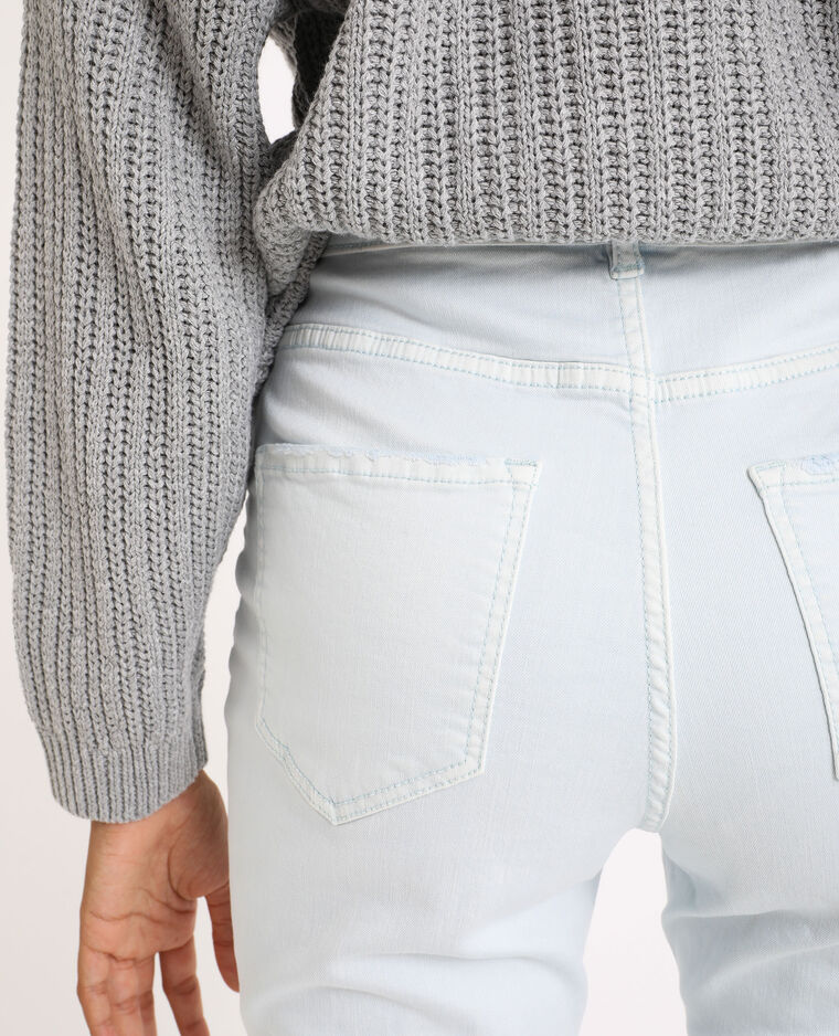 Jean skinny high waist bleu ciel - Pimkie