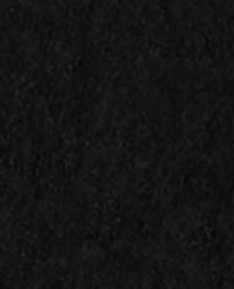 Echarpe douce noir