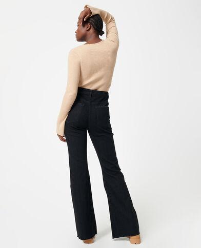 Jean flare noir - Pimkie