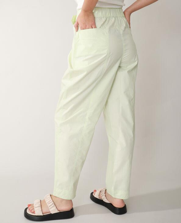 Pantalon slouchy vert - Pimkie