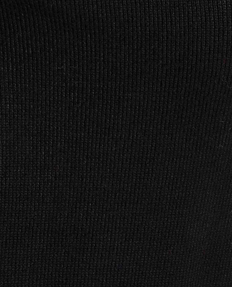 Pull basique noir